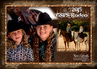 2015 GSPS Rodeo Royalty Wednesday