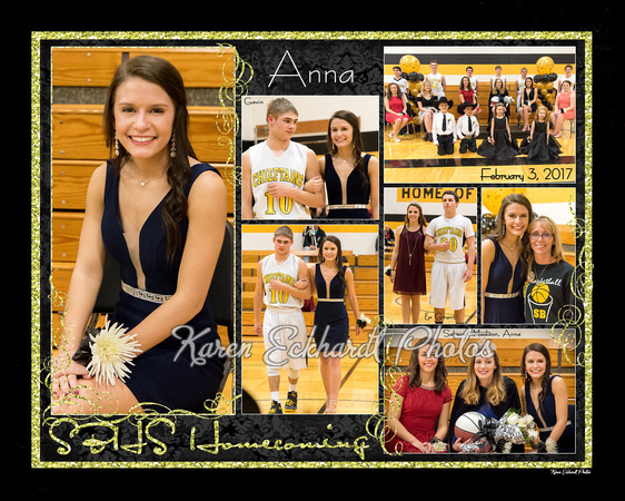 16x20 Perez_Anna Homecoming Collage 2016