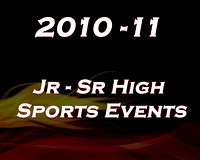 HS/JH/GS Sports Events 2010-11