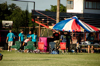 7-11-2014 Relay for Life at Cherokee FB Field