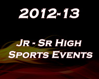 HS/JH/GS Sports Events 2012-13